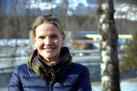 – Det å være frivillig er en flott måte å bidra til samfunnet på, sier Marta Bjørnøy Lalim.