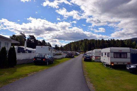 Gjestene er nøgde med Fagernes Camping