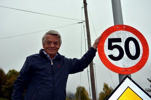 Olaf Nils Diserud har store ambisjoner foran helgens årsmøte i Oppland FrP. (arkivfoto:Bjørn Karsrud)