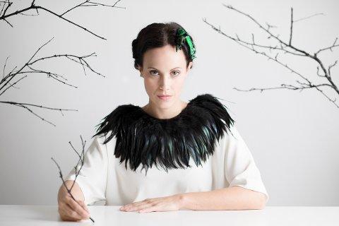 Som prestedottera frå Vang: Ingeborg Sundrehagen Raustøl spelar Cally Monrad på Det Norske Teatret.