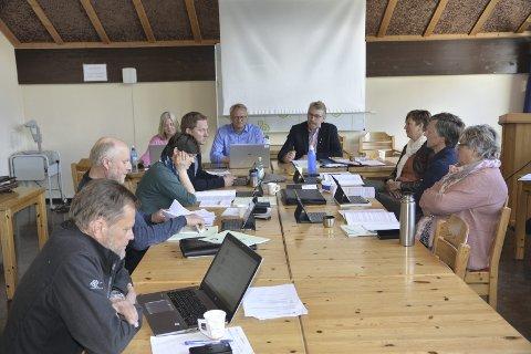 Økonomi: Formannskapet drøfta kommuneøkonomien i Sør-Aurdal i samband med framlegging av årsrekneskap og årsmelding for 2017.
