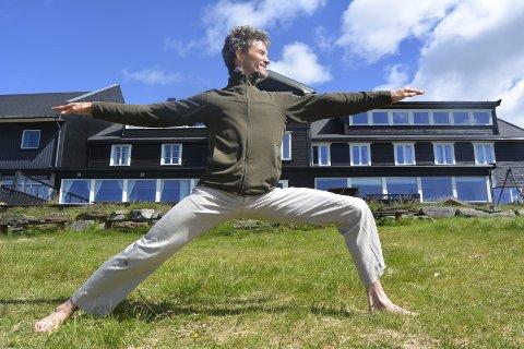 YOGAFESTIVAL: Fra 17.–25. juli avholdes hele 108 yogaklasser med 20 av de fremste yogalærerne i Norge på Nøsen.