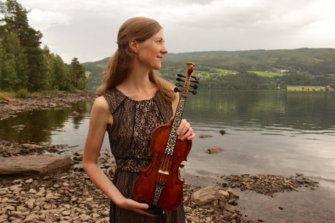 Ellestad: Laura Ellestad er ansatt som nestleder ved Institutt for tradisjonskunst og folkemusikk på USN. Her avbildet i 2014.
