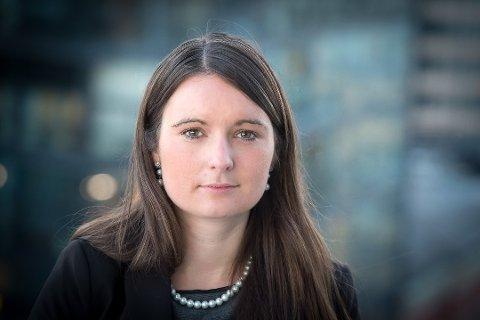 Ny sjef: Hanne Blåfjelldal blir i dag utnevnt til statssekretær i landbruksdepartementet for tredje gang.