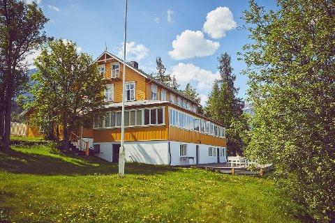 Sommerhotellet i Vang.
