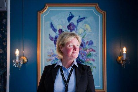 Gir seg: Berit Lunde trer av over sommeren og åpner nytt hotell på Voss.