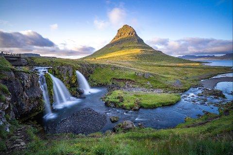 Kirkufjell på Island