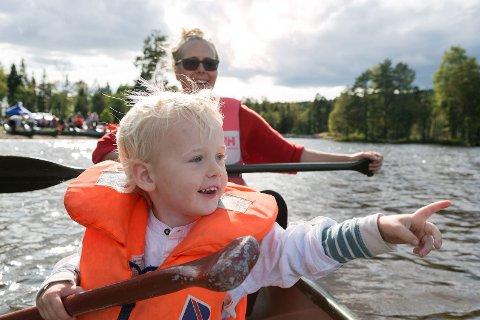 Friluftslivets uke ønsker å inspirere og motivere barn, unge og voksne til å ta en tur ut i naturen.