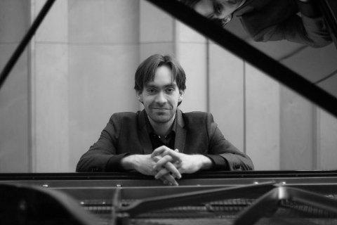 Master: Stian Alexander Olsen tok i 2017 sin mastergrad i klaver ved Norges Musikkhøgskole