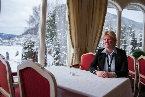 GA FRUKTER: Berit Lunde, tidligere hotelldirektør i Scandic Valdres, viste fra 1. dag på jobb i Valdres at hun hadde kommersielle krefter for å synliggjøre hotellet. Det merket også Scandic-kjeden.