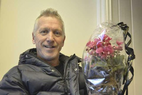 Vil bygge: Kjell Ove Halvorsen  har 340 mål som han vil bygge ut i Tisleidalen.