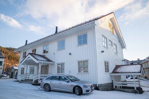 NEST DYREST: Tre seksjoner av Annekset på Fagernes er blant eiendommene som skiftet hender i desember.