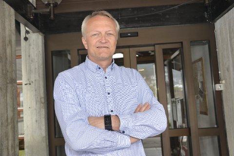 SØKER: Haakon Boie Ludvigsen, kommunedirektør i Sør-Aurdal kommune, er blant søkerne til stillinga som kommunedirektør i Nordre Land.