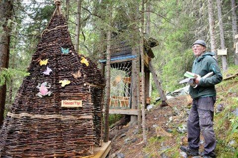 Fred Kuyper vil gjerne ha svar fra samtlige seks kommuner i Valdres på hvor langt de er kommet med revidering av gamle planer og hvordan planen er impementert i den daglige driften. Arkivfoto: Marit Beate Kasin