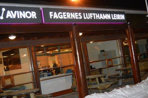 For salg: Avinor vil snart legge Leirin ut for salg på det frie markedet.