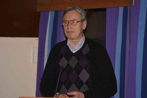 Harald Liodden er blant dem som nå opplever en helt annen hverdag med fiber fra Telenor. Foto:Arkiv