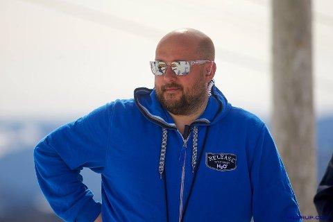Pål Andvord, daglig leder i restaurantbedriften Barcraft.