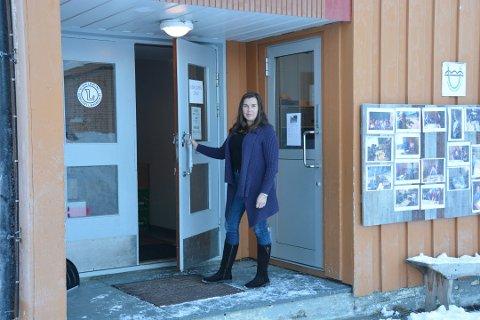 Rektor Inger Strand sier skolen vil kjempe mot å bli kastet ut av lokalenede leier.
