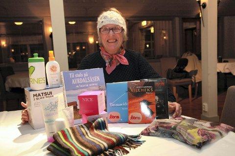 Elisabeth Kerr Eckbo er hytteeier på Aurdalsåsen.