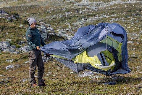 Sven Richard Møller vil gjera friluftslivet tilgjengeleg for fleire med utgangspunkt i Tyin-Filefjell-området gjennom Opplev Filefjell.