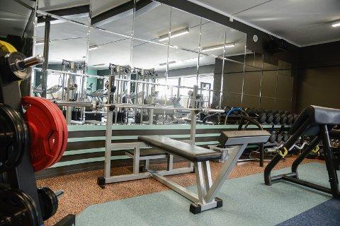 ANSIKTSLYFTING: Ryfoss treningssenter er i stadig utvikling.