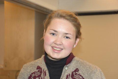 Tok opp TV-aksjonen: I siste kommunestyremøte i Vang hadde Marit Andrisdotter Kvam førebudd spørsmål til ordførar Vidar Eltun omkring avviklinga av årets TV-aksjon som er tildelt den kontroversielle organisasjonen WWF Verdens naturfond.