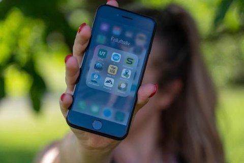 TUR-APPER: Norsk Friluftsliv har plukket ut 15 apper som er kjekke å ha med på ferie i sommer. Her kan du få tips til planlegging, morsomme aktiviteter og hjelp underveis på turen.