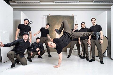 Absence Crew er en norsk breakdance-gruppe fra Bergen.