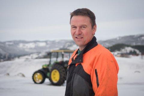 Delvis fornøyd:–Vi er fornøyde med at klimaavtalen legges til grunn for klimajobben i landbruket. Vi hadde likevel håpet at regjeringa hadde delt våre ambisjoner på en klimaomstilling i landbruket, sier Lars Petter Bartnes, leder i Norges Bondelag.