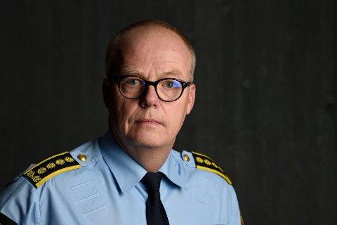 Sjef for felles enhet for påtale i Innlandet, Johan Martin Welhaven, mener det er riktig å gi forelegg for karantenebrudd dersom noen opptrer uaktsomt. Foto: Arkiv