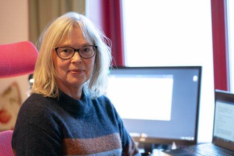 MÅ TENKE NYTT: – Realistisk og langsiktig planlegging, med utgangspunkt i fordeling mellom eldre og yngre innbyggere, må til for å møte utfordringene, mener professor Ulla Higdem.