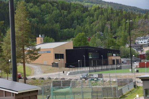 FÅR MILLONER: Sør-Aurdalshallen er en av idrettsanleggene i Valdres som får midler fra kulturdepartementet.