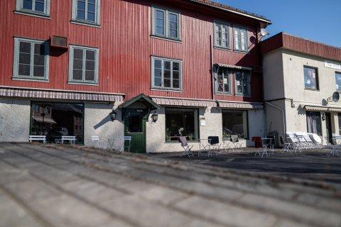 HIPPEGÅRDEN: Hippegården i Fagernes var det eneste spisestedet i Valdres som fikk besøk av Mattilsynet i mai.
