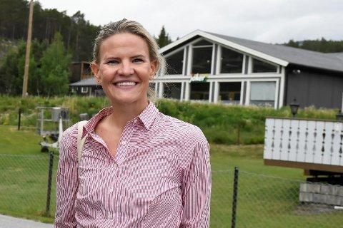 Ny leiar: Marta Bjørnøy Lalim (35) har fått tilbodet og har takka ja til leiarstillinga for skule- og kultursektoren i Vang kommune. Ho byrjar i den nye jobben 22. november.
