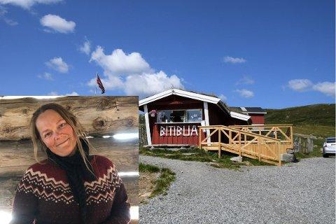 Alice Gudheim føler seg privilegert som har Bitibua som levebrød: – Jeg har vokst opp der. Det er en plass jeg er veldig glad i, sier hun.