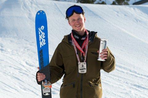OL-KLAR: I februar reiser Christian Nummedal med den norske OL-troppen til Pyeongchang i Sør-Korea.