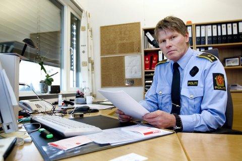 VÅRT LOKALPOLITI: Geir Bakk Anthonsen, tjenestestedsleder i Nittedal.