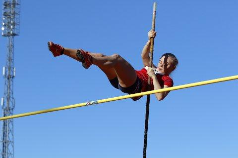 KRETSMESTERSKAP:Denne helga arrangeres kretsmesterskapet i friidrett på Sentralidrettsanlegget med mange deltakere fra Nittedal.