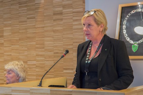 Det har ikke vært noen politisk kokkelimonke i skolesaken på Elvetangen. slo ordfører Hilde Thorkildsen (Ap) fast fra kommunestyrets talerstol.