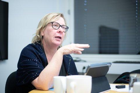 IKKE BEKYMRET: Ordfører Hilde Thorkildsen sier hun avventer forhandlingene om ny Oslopakke 3.