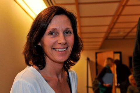PRIORITERERJOBB:Ann Kristin Bakke, ordførerkandidat for Høyre i høstens kommunevalg, offentliggjør at hun vil søke om permisjon fra politikken.