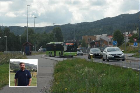 SKAPER DEBATT: Saken om Nicolay Andree Fearnley Jensens opplevelser med Nittedals bussene har skapt debatt blant Varingens lesere