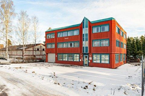 OPP 800.000 PÅ TO ÅR: Stamveien 7 ble kjøpt for 14,0 millioner kroner høsten 2018 og solgt for 14,8 millioner nå i høst.