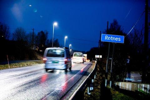 INNTEKTSTOPPEN: Befolkningen på Rotnes i Nittedal hadde den største gjennomsnittinntekten på Romerike i fjor.