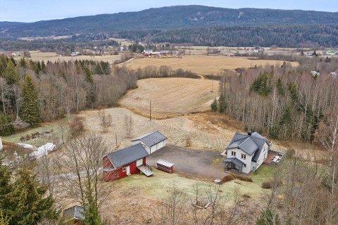 SPENT: Eiendomselgeren sier det blir spennende å se hvordan markedet er, men at interessen for eiendommen har vært god.