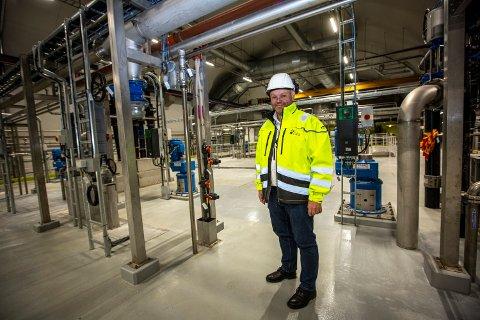NRA/NRV: Daglig leder Thomes Trømborg forteller om et stort investeringsbehov. Nå må anlegg rehabiliteres, strengere krav fra myndighetene må følges opp, og det må legges til rette for en stor befolkningsvekst.