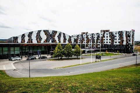 KONKURS: Moxy-hotellet og konferansesenteret X Meeting Point på Hellerudseletta.