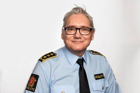 ALVORLIG: – Misbruk av kriseløsninger er alvorlig, sier politiinspektør Tor Anders  Persen.