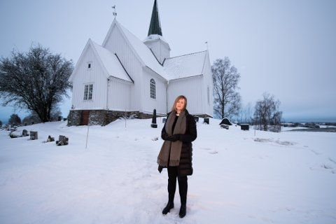 Prost Liv B. Krohn-Hansen har hentet inn 30 prester, som nå jobber for å bistå de skredrammede i Gjerdrum.