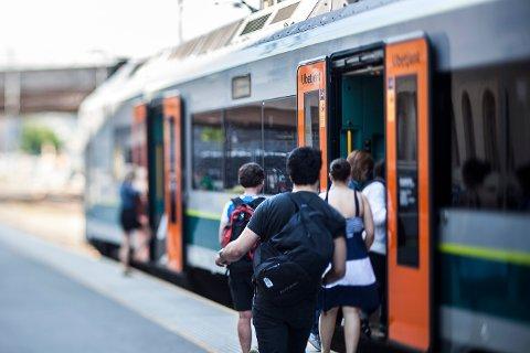 NY RUNDE: Stortinget vedtok i 2015 å konkurranseutsette persontogtrafikken. Vy Gjøvikbanen har hatt slik konkurranse tidligere, men inngår nå i den nye konkurransen i Trafikkpakke 4.